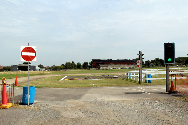 Runway, Rochester Airport, Kent