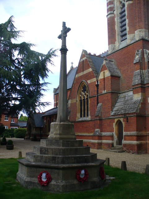 Bagshot War Memorial