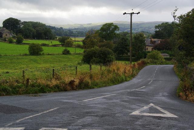 Castle Road, Colne