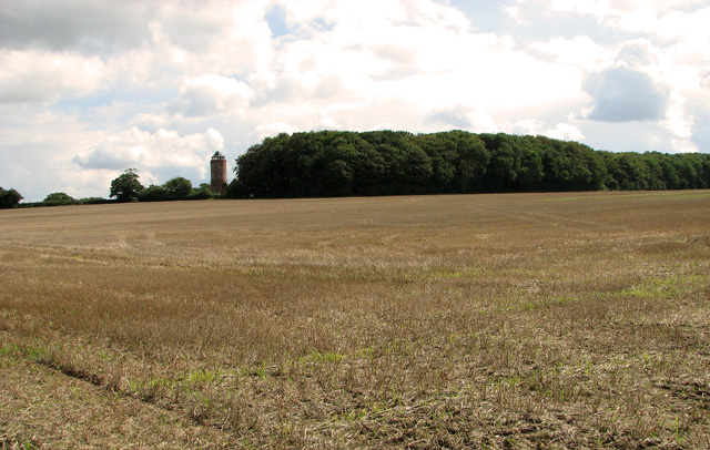 Belvue Plantation and Belvue Tower, Briningham