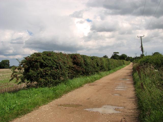 Mill Lane, Briningham