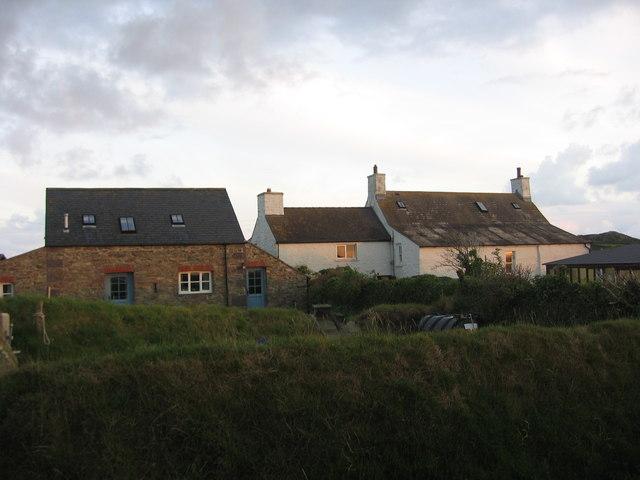 Lower Treleddyn Farm