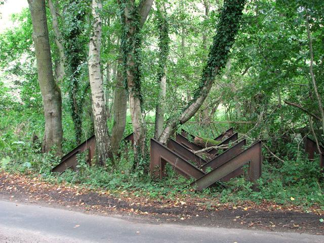 Trank traps, Narford
