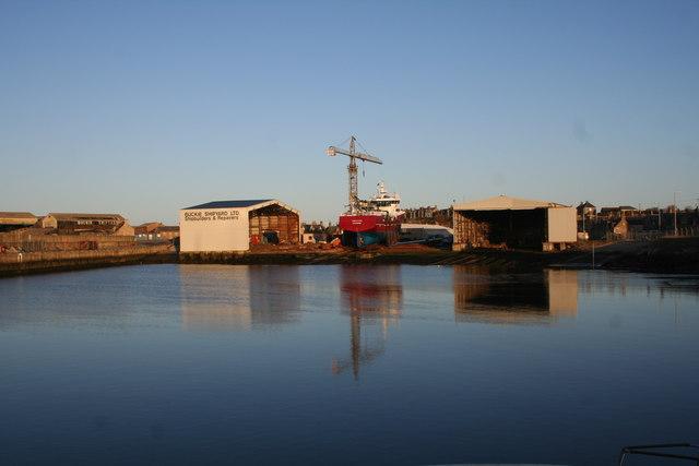 Buckie Shipyards
