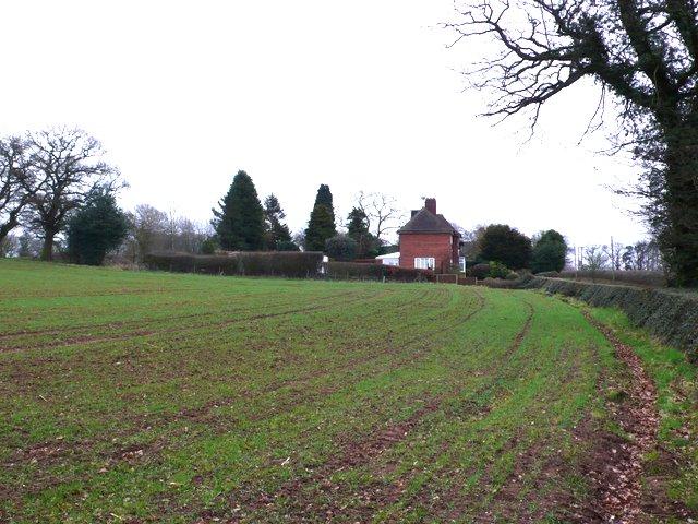 House Near Lower Farm