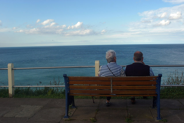 Contemplation in Cromer