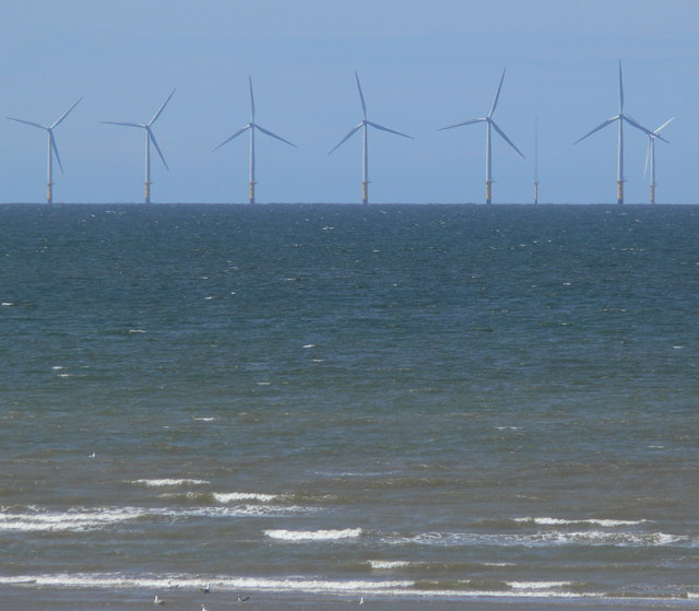Rhyl Flats Offshore Wind Farm