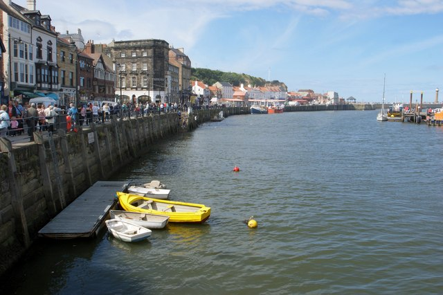 River Esk, Whitby