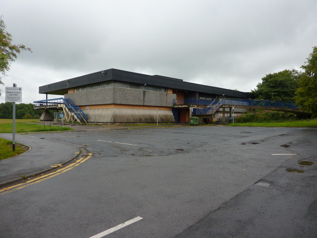 Sports centre for Co. Durham Police Force