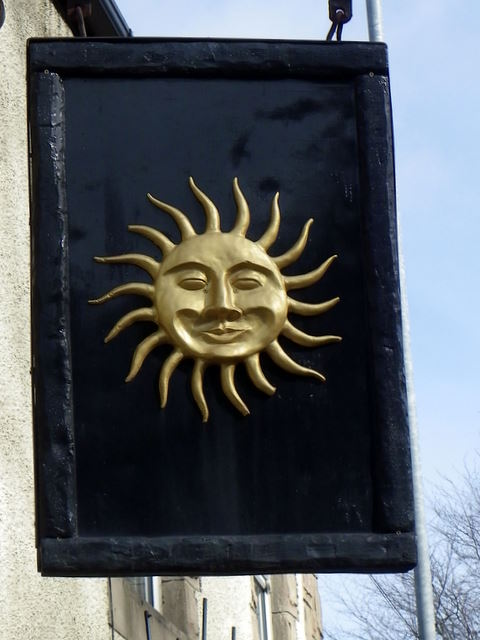 Sign for the Sun