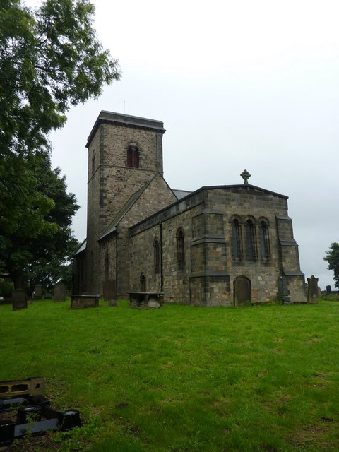 Kirk Merrington Parish Church, St John the Evangelist