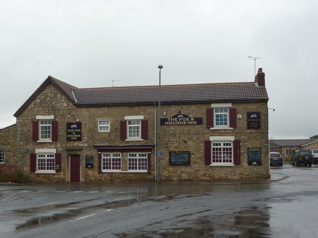 The Fox and Hounds Inn, Kirk Merrington