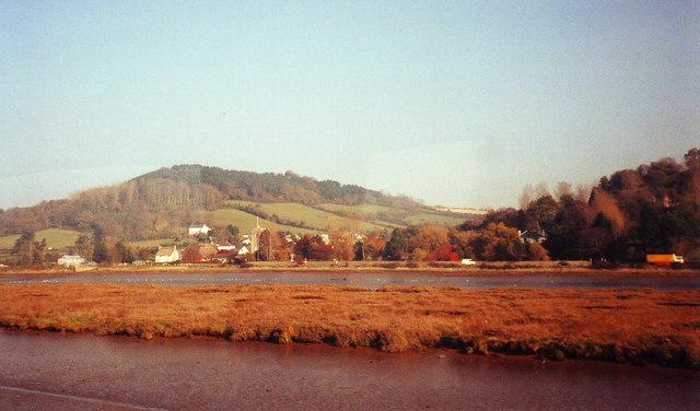 River Axe, Axmouth