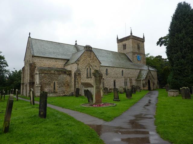 St Mary's Parish Church, Gainford