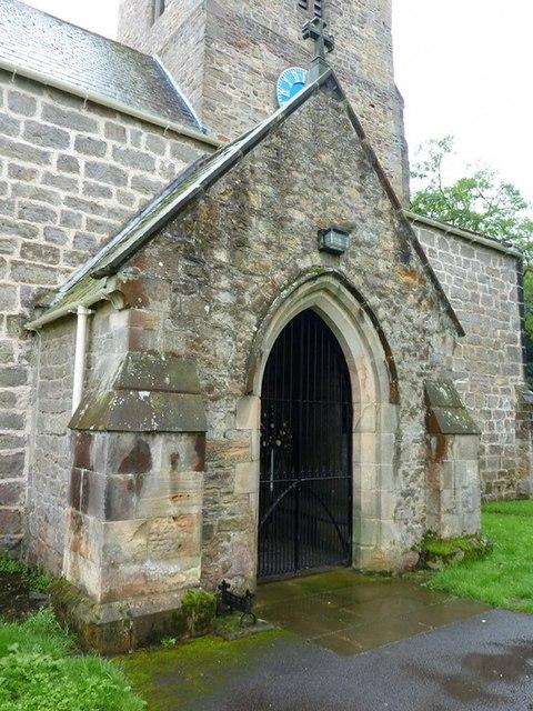 St Mary's Parish Church, Gainford, Porch