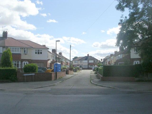 Heathfield Road - Millfield Lane