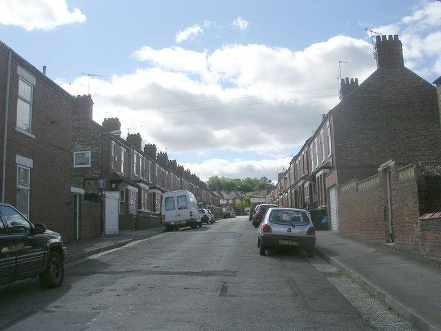 Siward Street - Hull Road