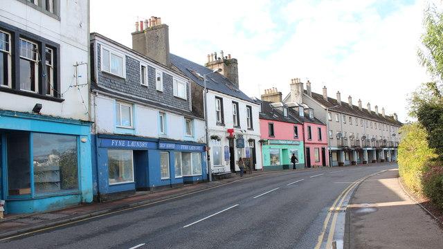 Chalmers Street, Ardrishaig