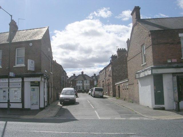 Cycle Street - Hull Road