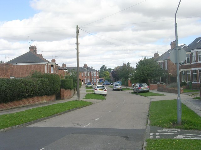 Lilac Avenue - Hull Road