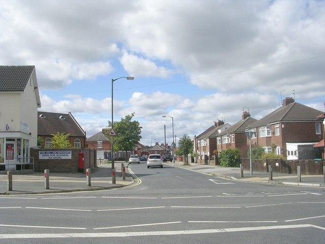 Millfield Lane - Tang Hall Lane