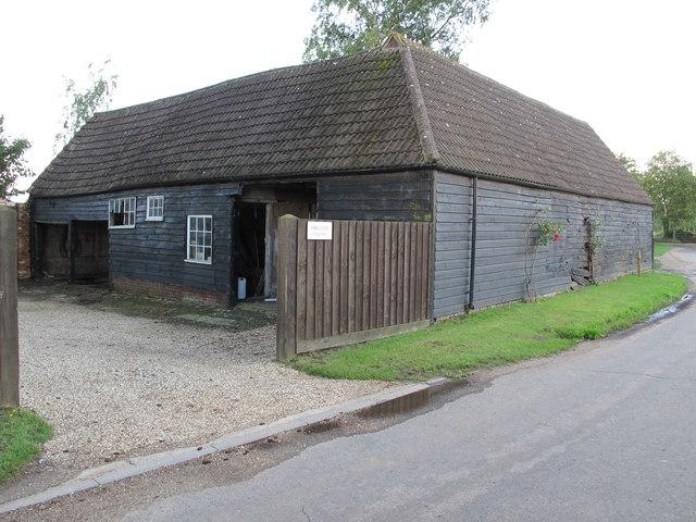 Barn at Shelley Priory Fm