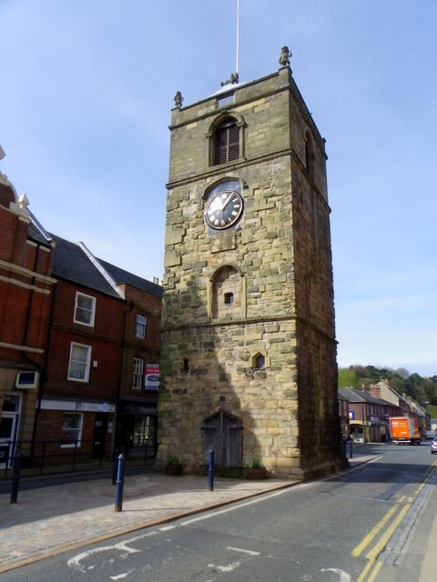Clock Tower, Morpeth