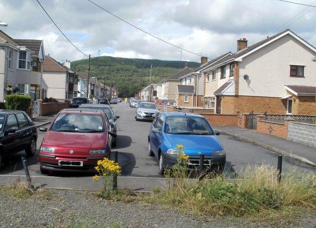 Godfrey Avenue, Glynneath