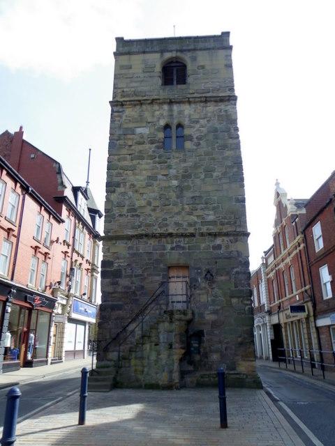 Clock Tower, Morpeth