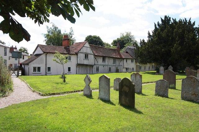 St Mary, Manuden - Churchyard
