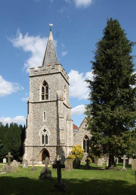 St Mary, Manuden - Spire