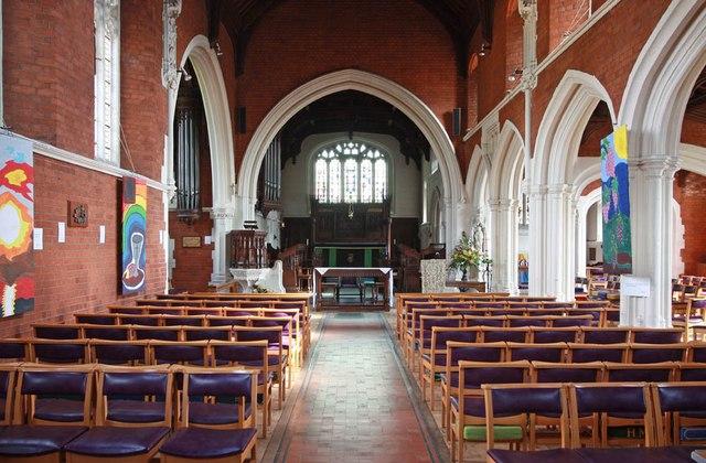 St John, Stansted Mountfitchet - East end