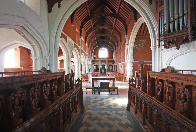 St John, Stansted Mountfitchet - West end