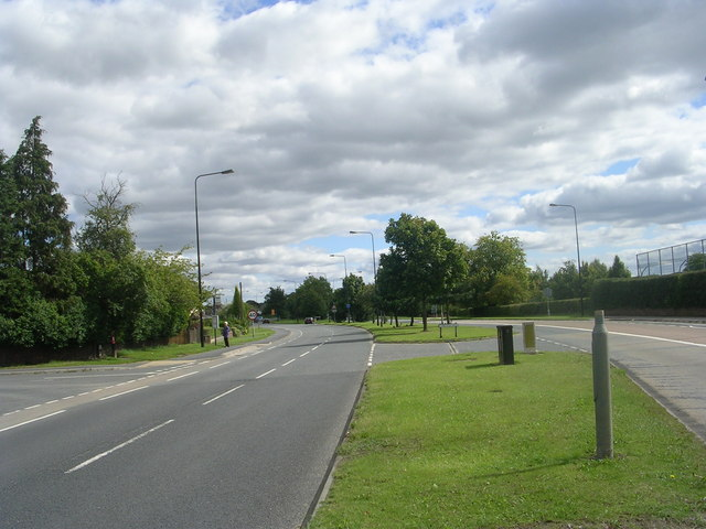 Hull Road - viewed from Carlton Avenue