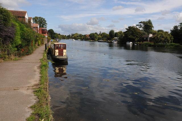 River Thames at Old Windsor