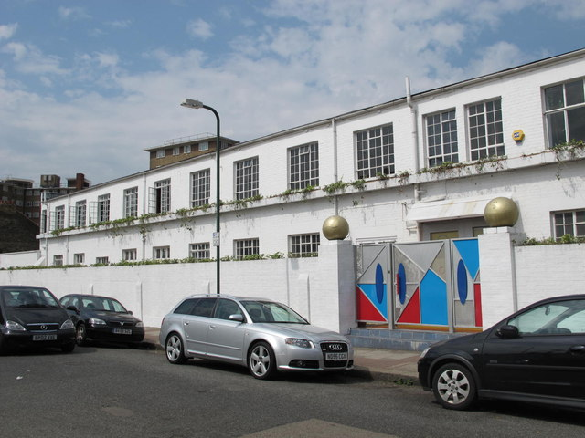 Theme Traders Offices, Oaklands Road, NW2