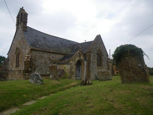 St.James church, Chillington