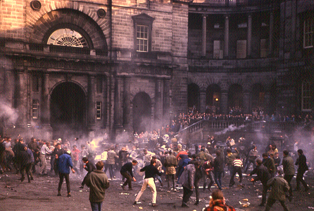 Rectorial Battle 1966