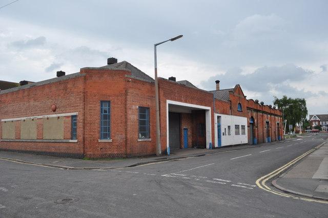 Former Industrial Building
