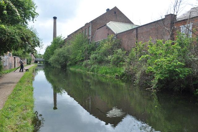 Bridge Mills, Long Eaton