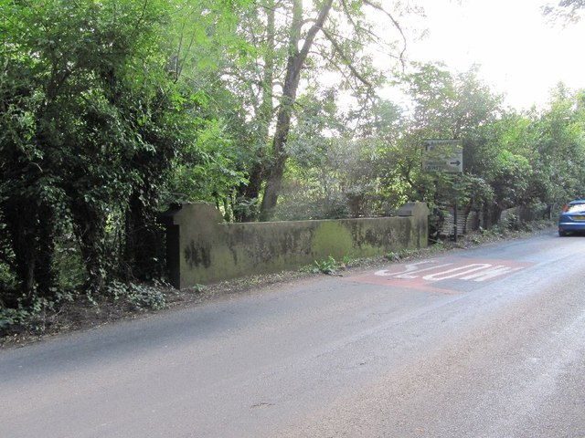 Ickleton Road bridge
