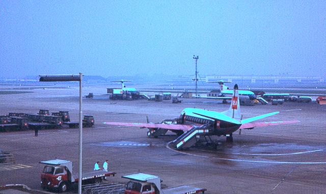 London Heathrow 1965
