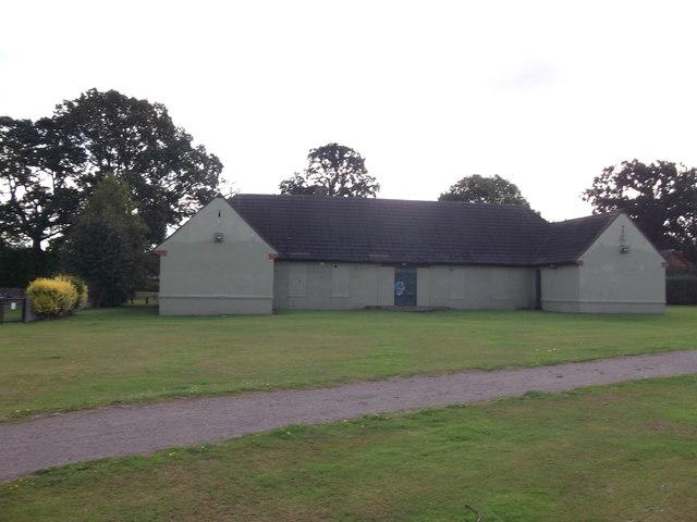 Parkfield Recreational Ground Pavilion