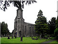 SJ8763 : St John's Church, Buglawton- South and East elevations by Jonathan Kington