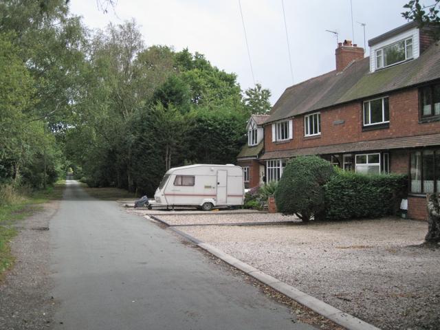 Mythe Cottages, Marsh Lane