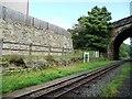 SE2311 : Skelmanthorpe Station by Christine Johnstone