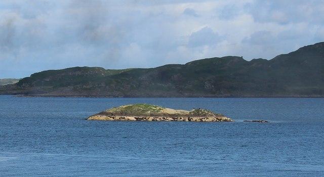 Black Rock, Loch Crinan