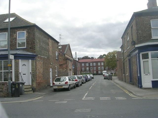 Apollo Street - Heslington Road
