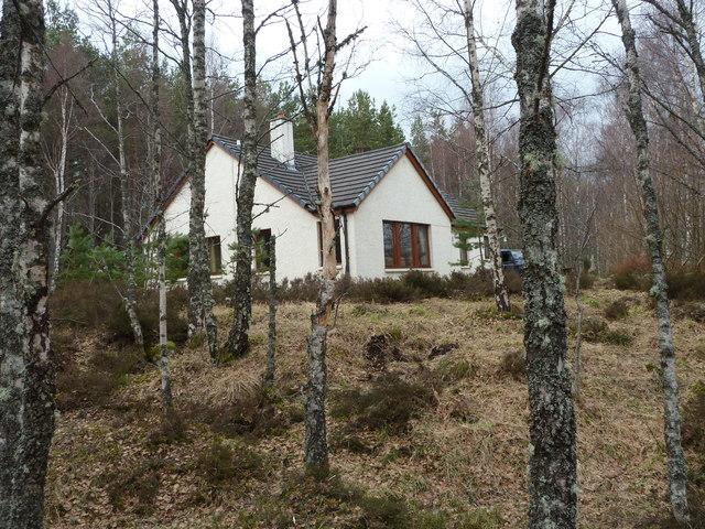 Bungalow near Glenfeshie House