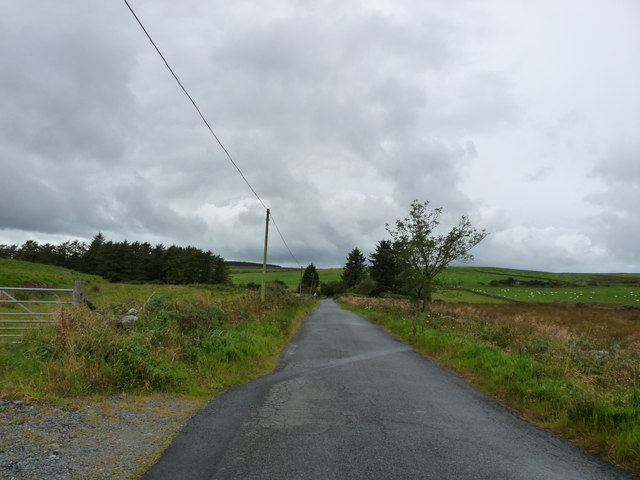 New Luce Road